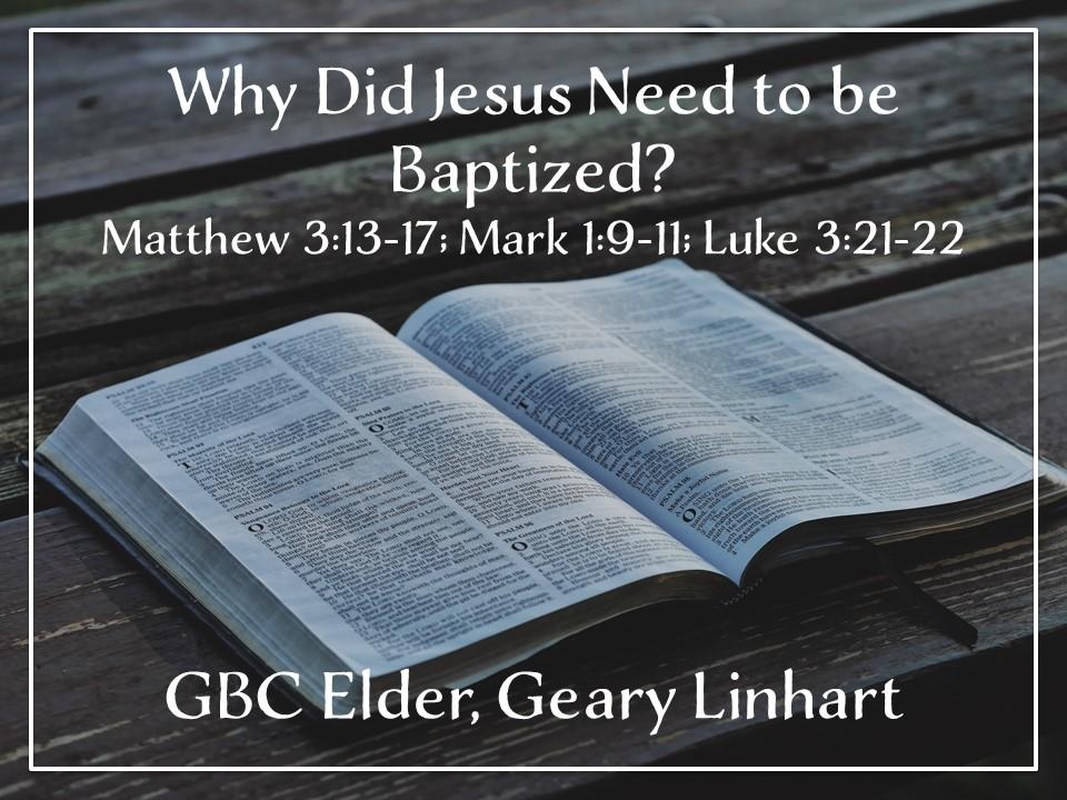 Sermons – Grace Baptist Church